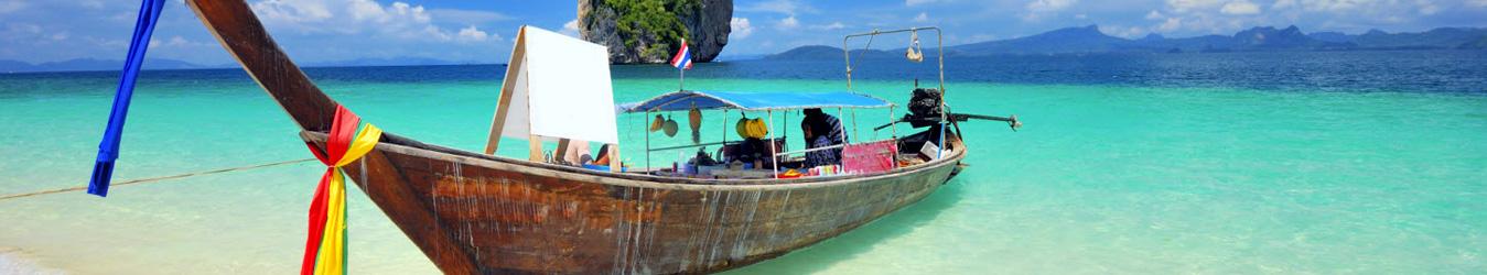 Thailand Beach Tours