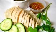 Khao Man Gai (chicken and rice)