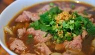 Kuay Tiew (Noodle Soup)