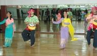 Ram klong-yao (Long drum dance)