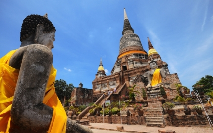 Ayutthaya and a scenic adventure