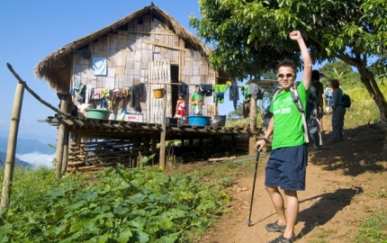 Experience Chiang Mai and hilltribes life on classic trek