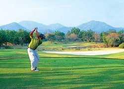 Splendor Golfing Tour in Thailand