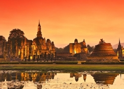 World Heritage Tour Thailand